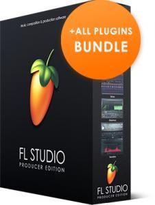 Image Line FL Studio 20 ALL Plugins Bundle DAW | Sudeepaudio com