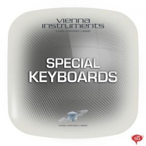 Vienna Instruments Special Keyboards Virtual Instruments