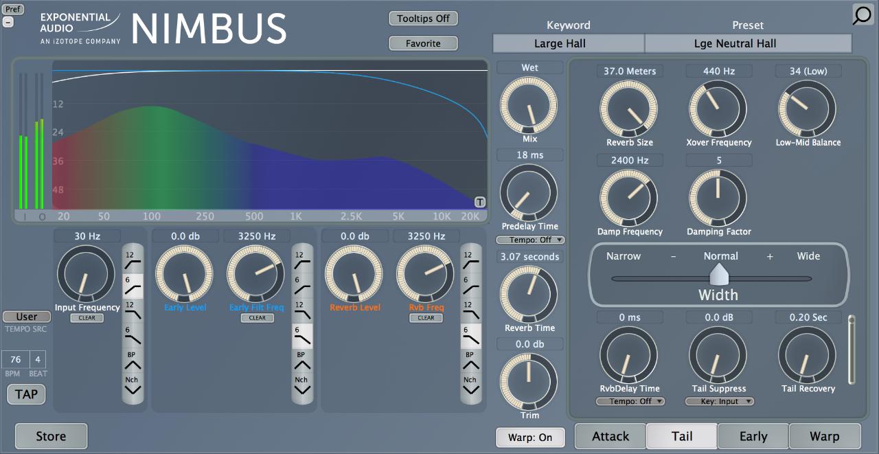 Exponential Audio NIMBUS Plugins | Sudeepaudio com