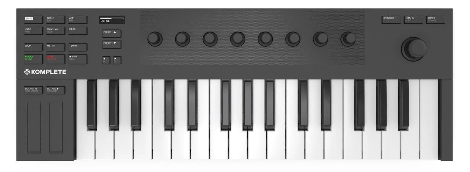 Native Instruments Komplete Kontrol M32 MIDI Keyboards