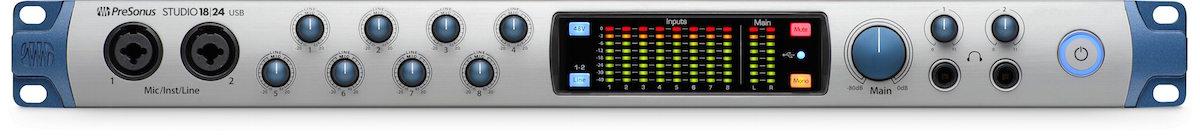 Presonus Studio 1824 Audio Interfaces | Sudeepaudio com