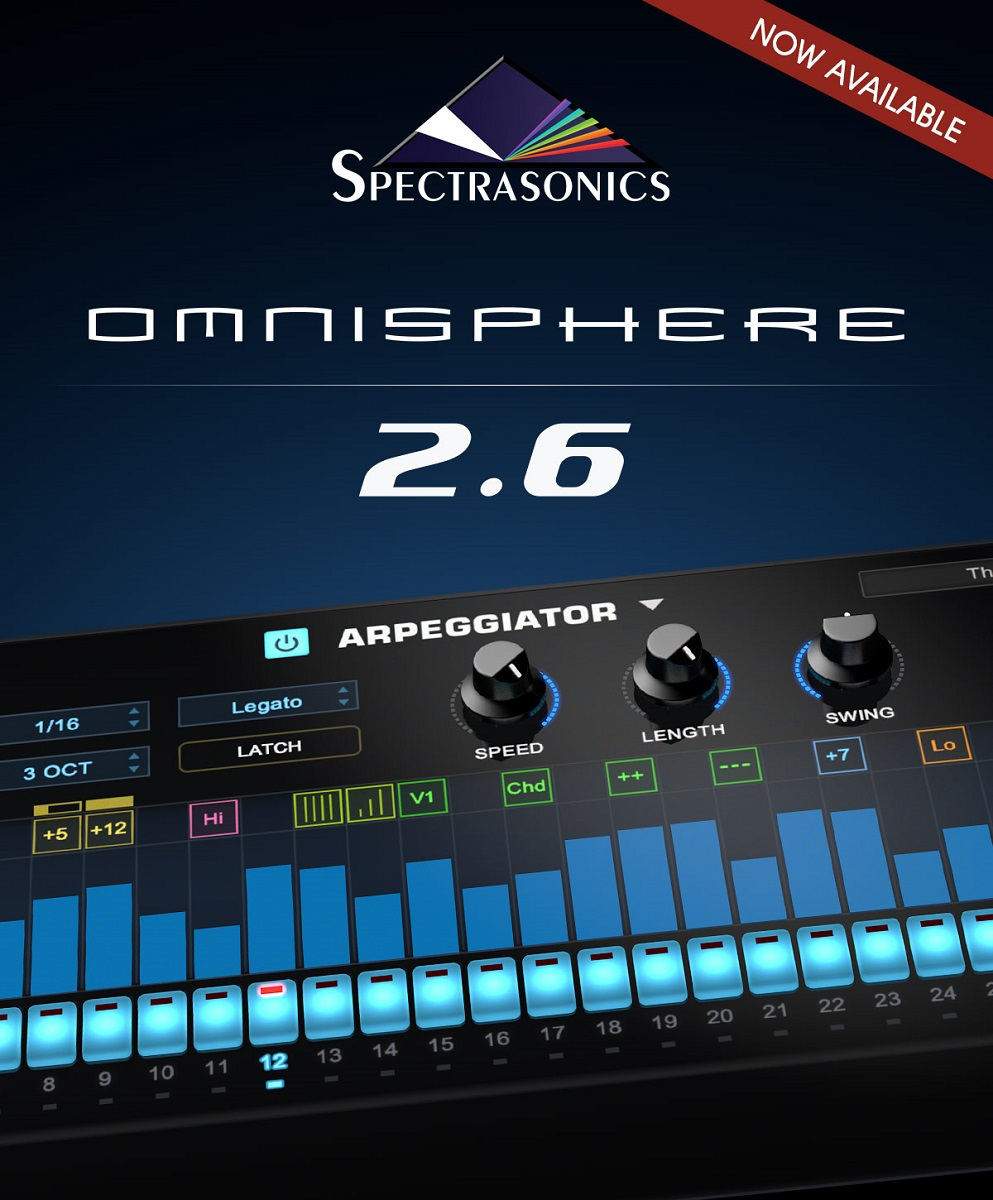 Spectrasonics Omnisphere 2 6 Virtual Instruments | Sudeepaudio com