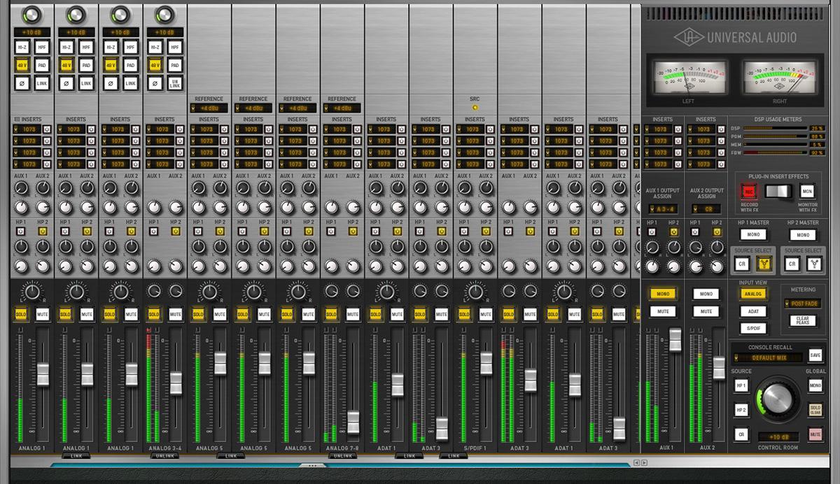 Universal Audio Apollo Firewire (silverface) Audio Interfaces