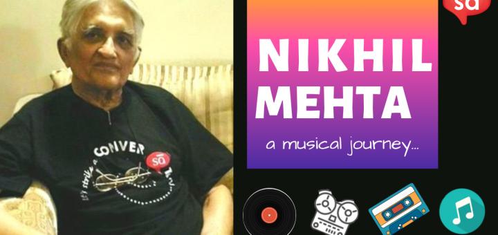 Nikhil Mehta journey...